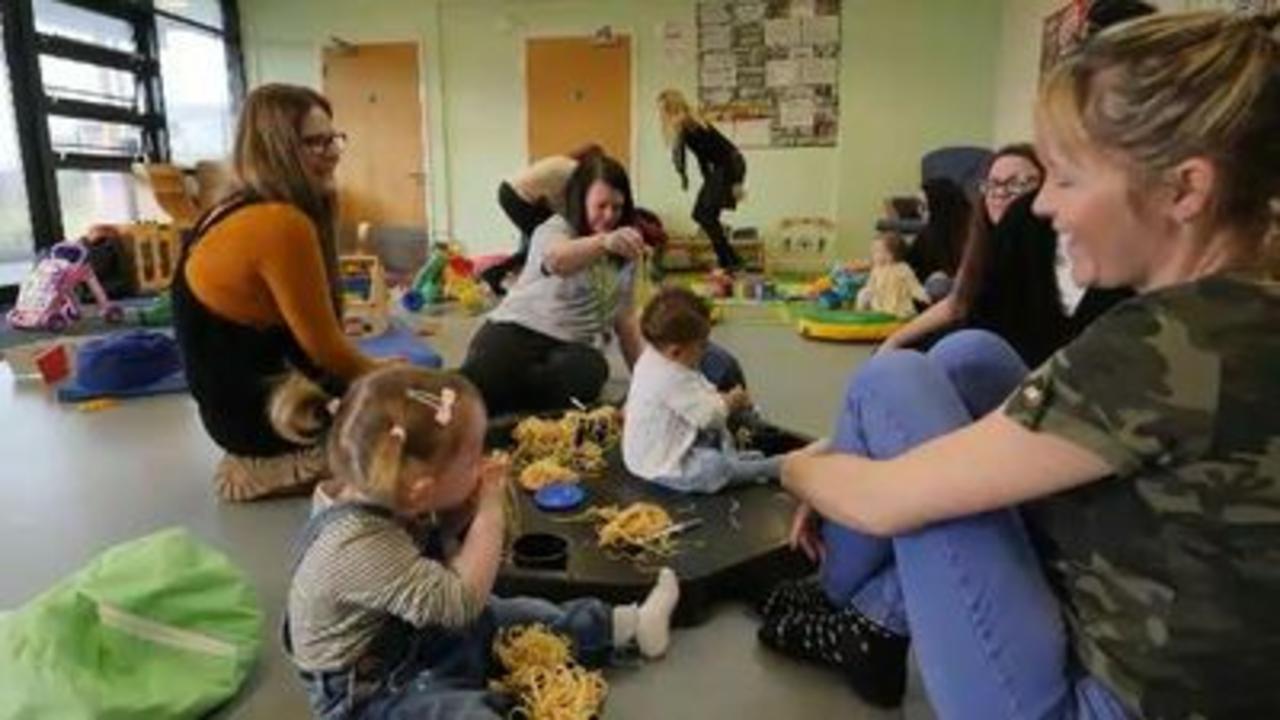 Attainment gap widens between pre-schoolers