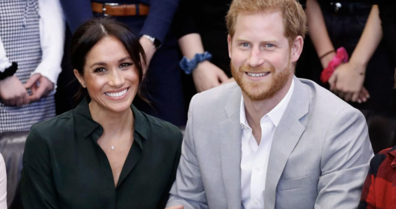 Prince Harry and Meghan Markle Pretended Not to Know Each Other At a Supermarket When They