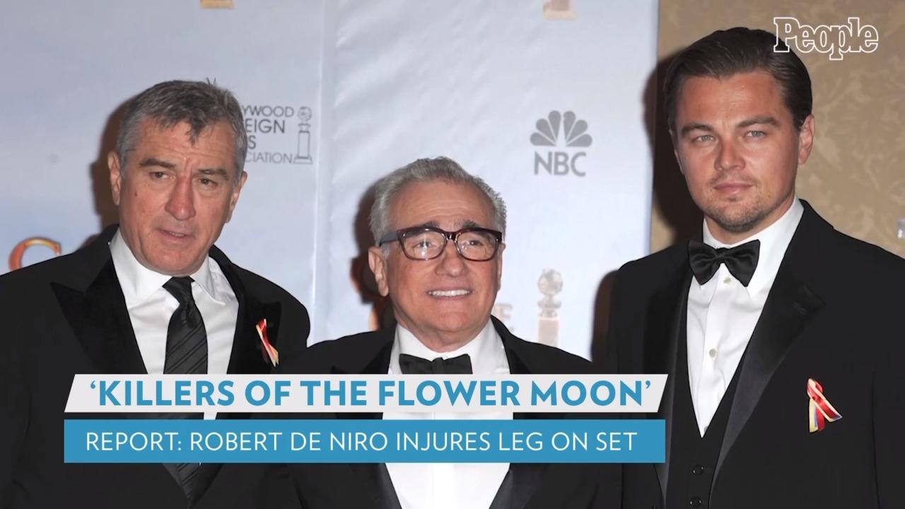 Robert De Niro Injures Leg in Oklahoma While on Location for Killers of the Flower Moon