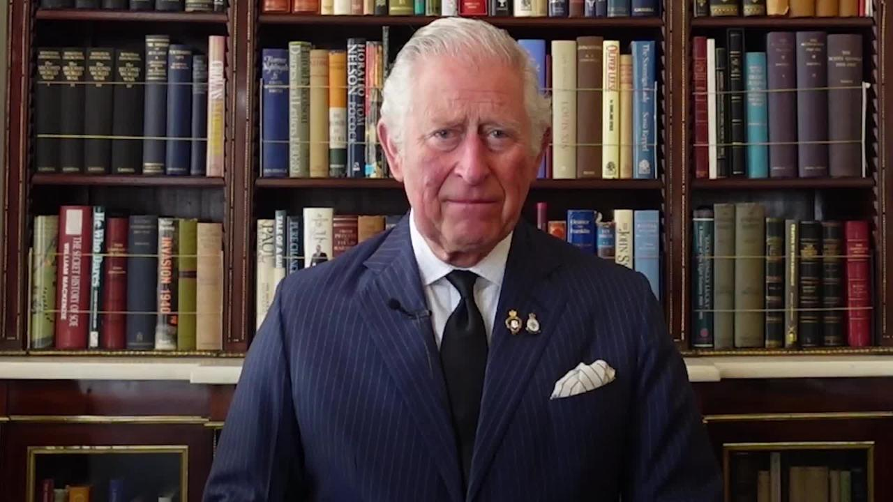 Prince Charles congratulates Royal British Legion on centenary