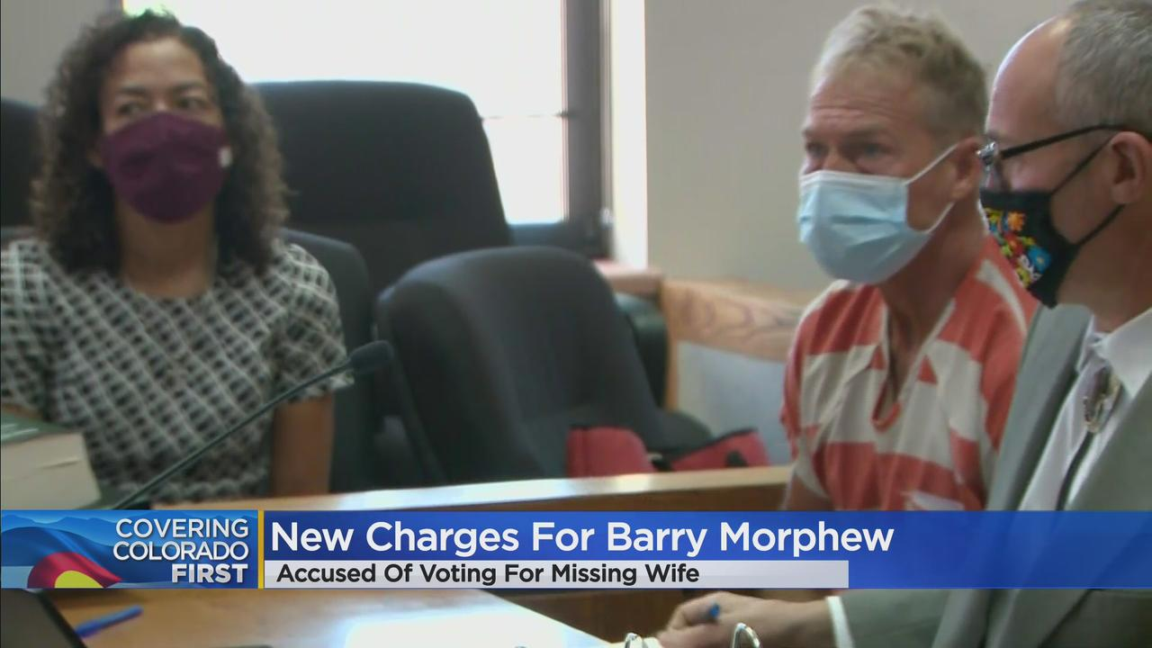 Affidavit: Barry Morphew Used Missing Wife's Ballot To Vote For Trump In 2020
