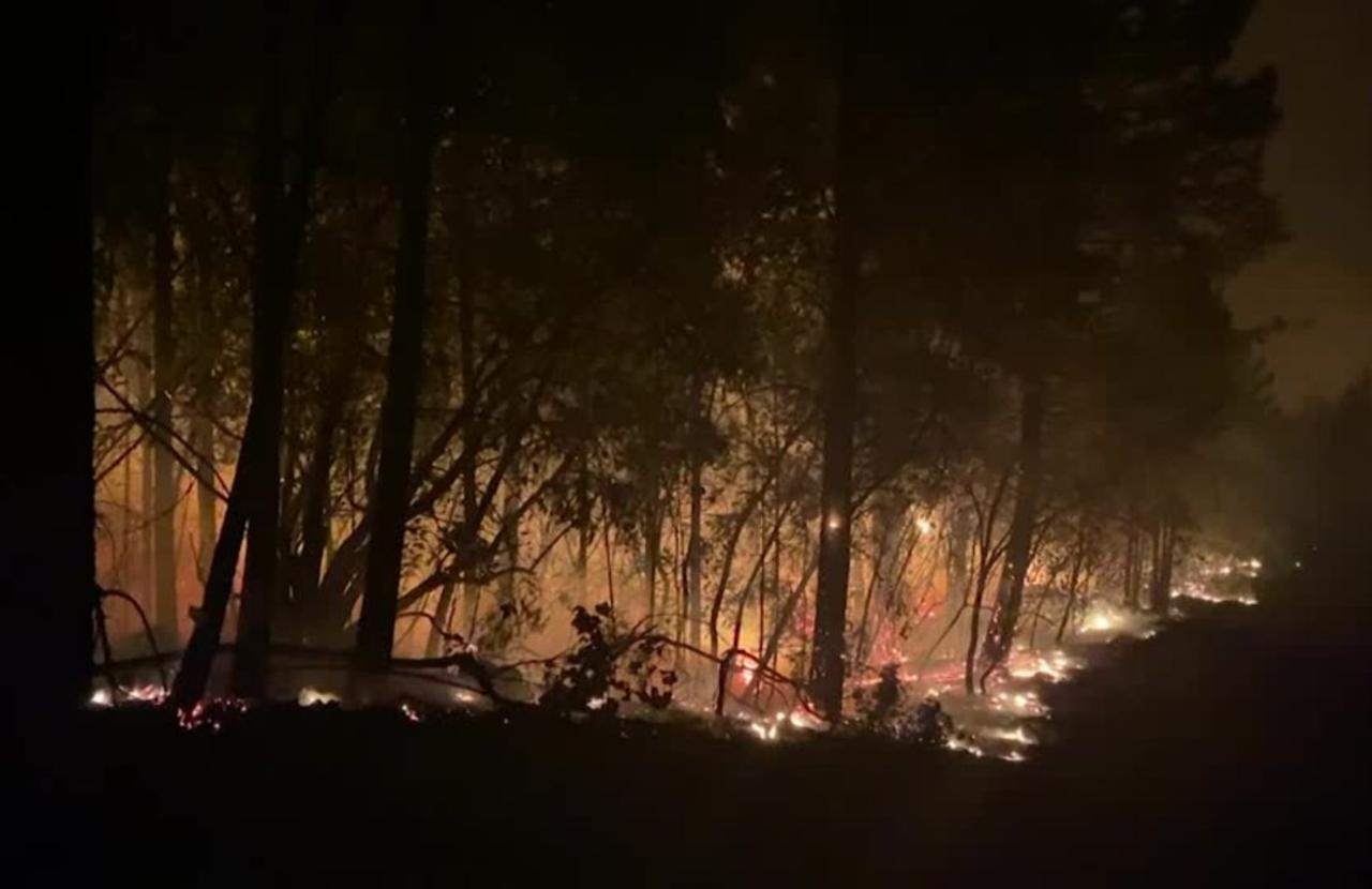 Private firefighters fuel tensions in CA wine country