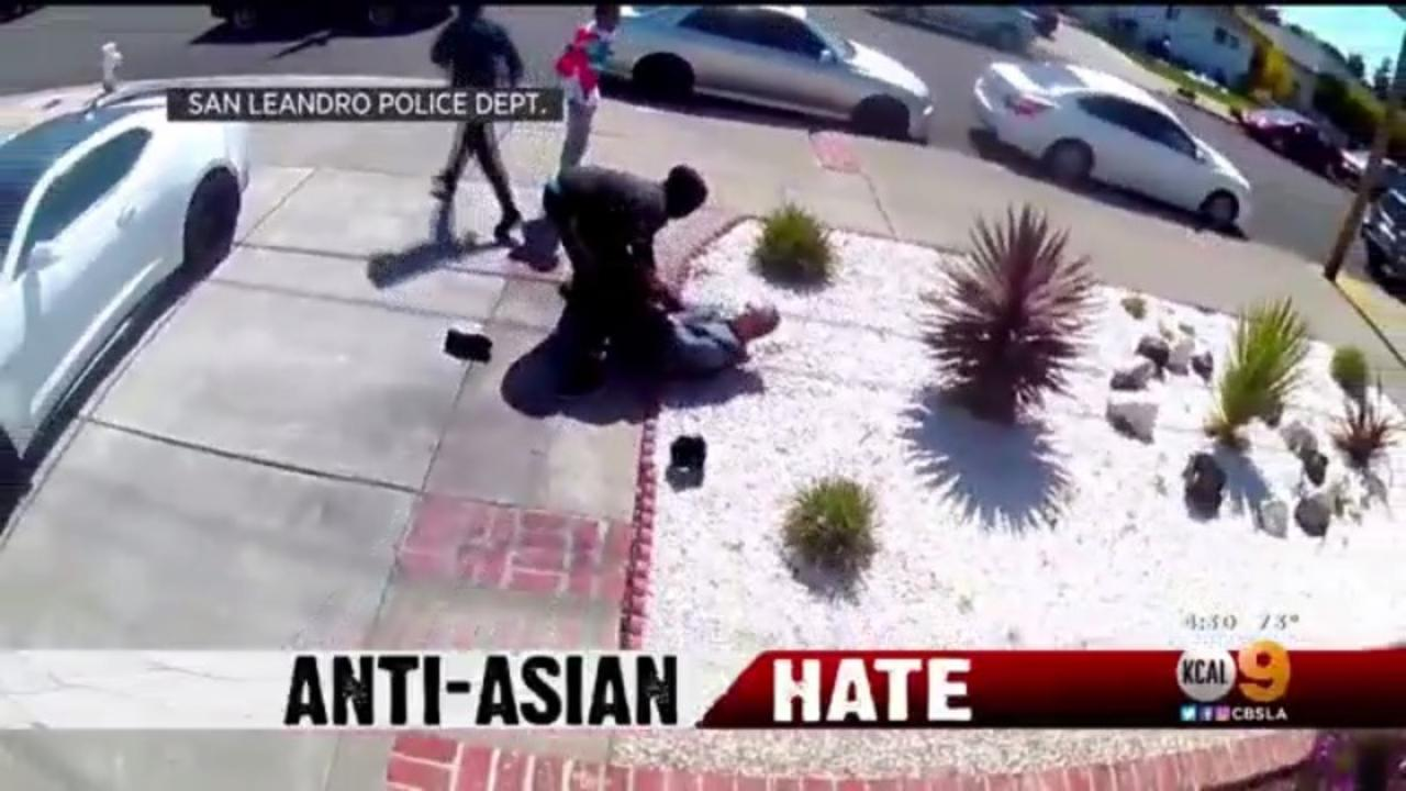 'Stop AAPI Hate' Provides New Data To LAPD And A Place For Victims To Be Heard