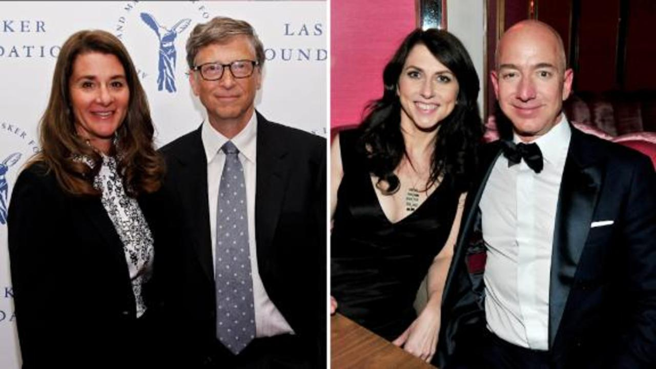 Why philanthropies could flourish following Bezos, Gates divorces