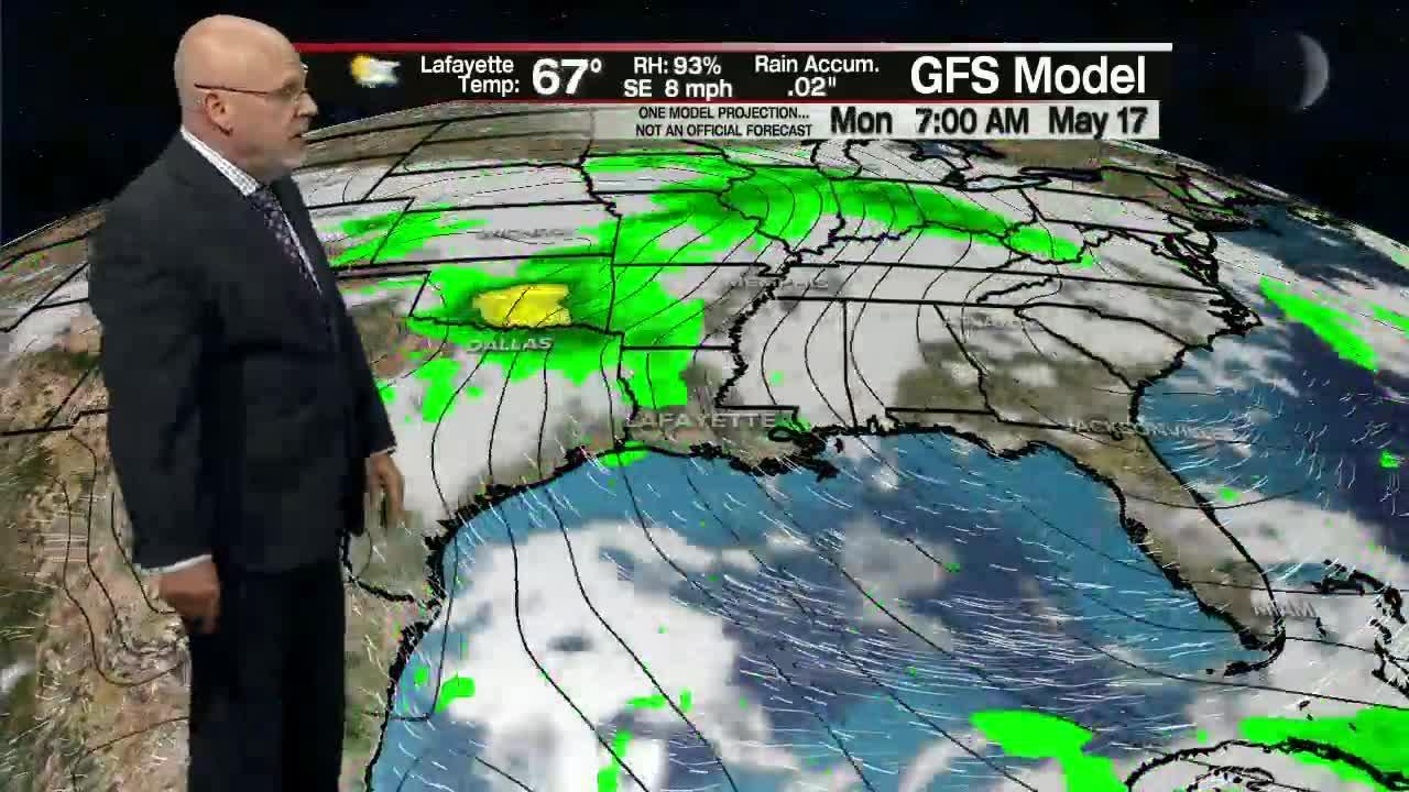 ROBS WEATHER FORECAST PART 2 10PM 5-14-2021