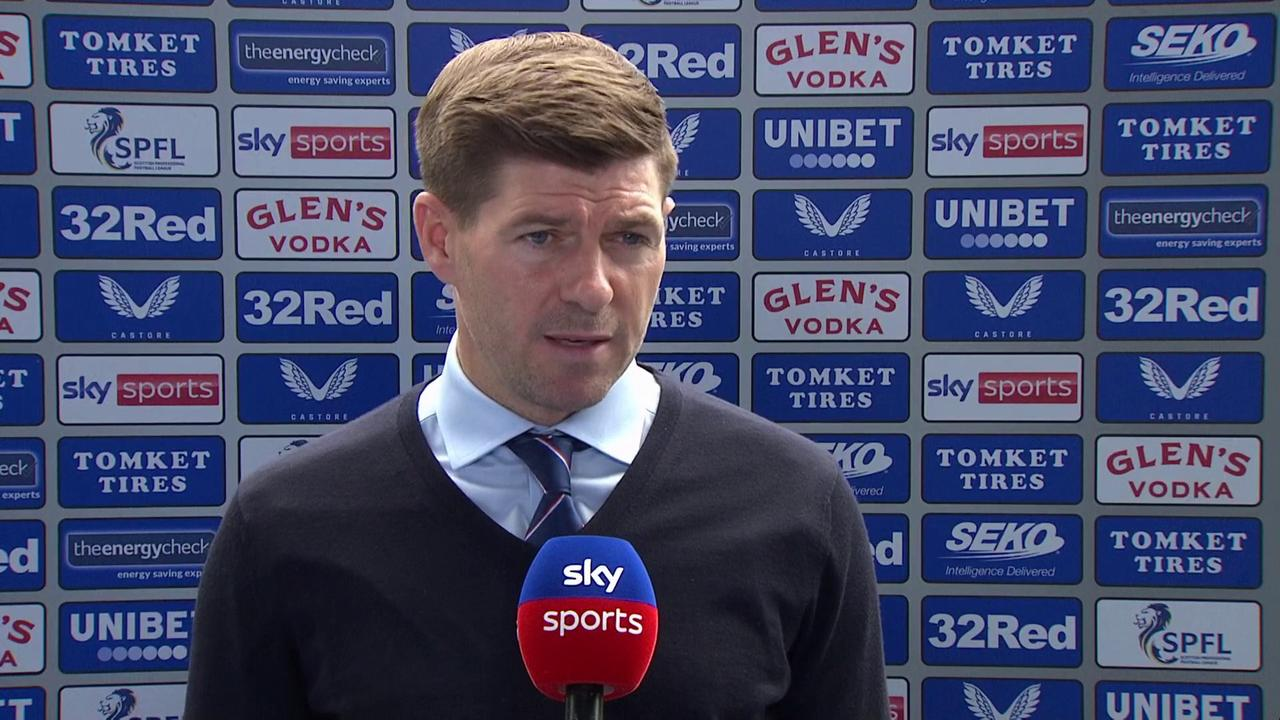 Gerrard: Special day, but we want to win