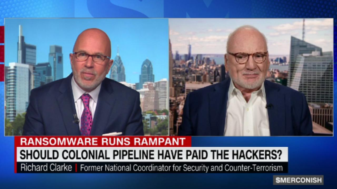 Should Colonial Pipeline have paid the hackers?