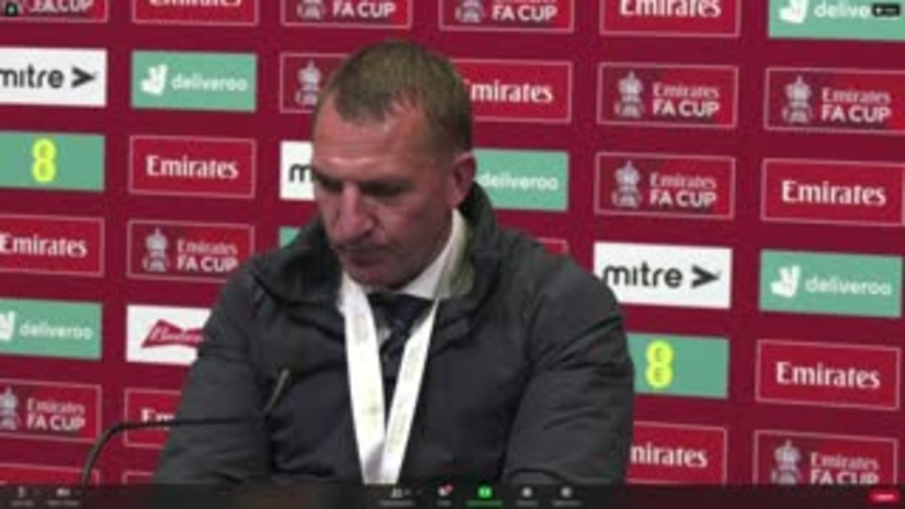 Rodgers: Historic day for Leicester