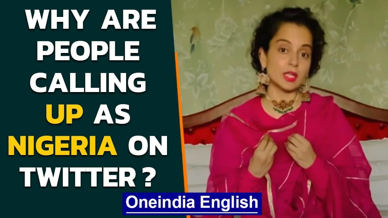 Kangana trolled for calling pictures of bodies floating in rivers from Nigeria| Oneindia News
