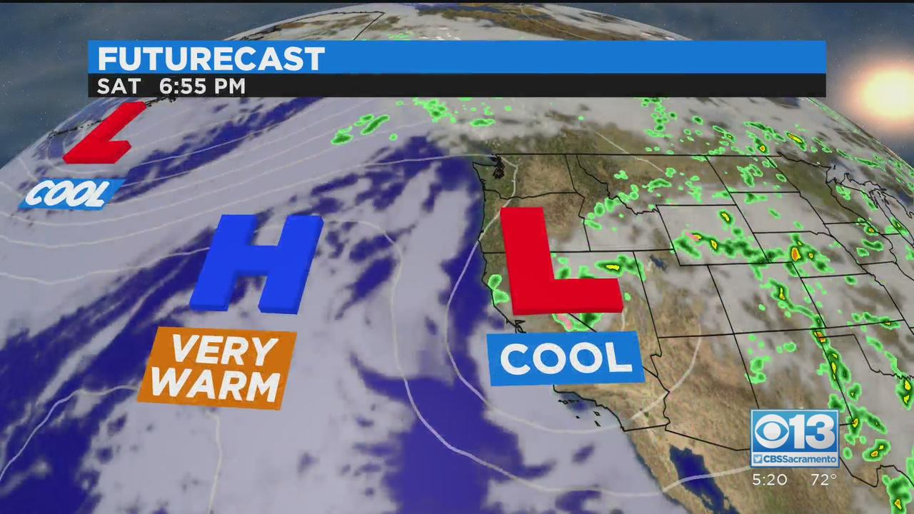 Saturday Evening Forecast - 5/14/21