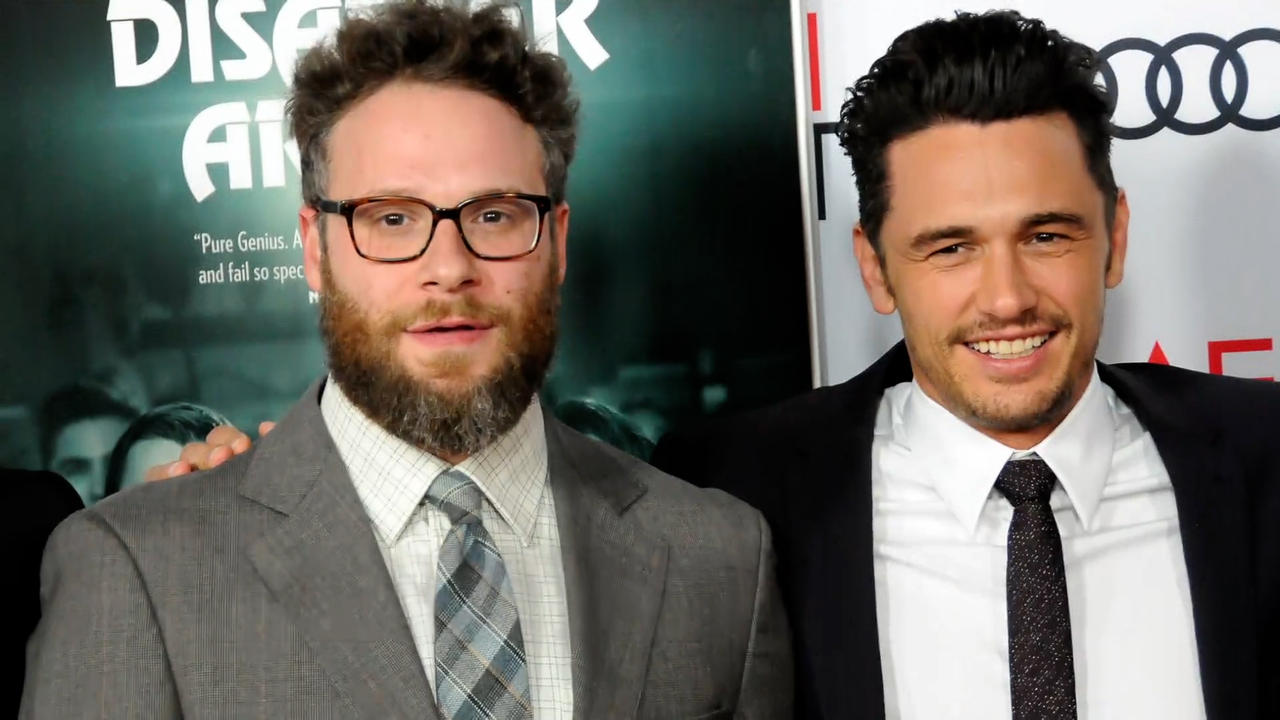 NEWS OF THE WEEK: Seth Rogen does 'not plan' on ever working with James Franco again