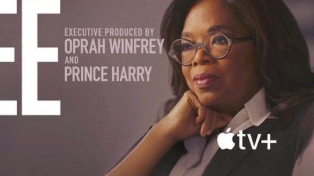 NEWS OF THE WEEK: Apple TV+ to stream Oprah and Prince Harry's mental health docuseries