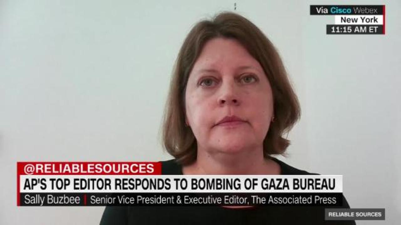 AP editor calls for 'independent investigation' of airstrike