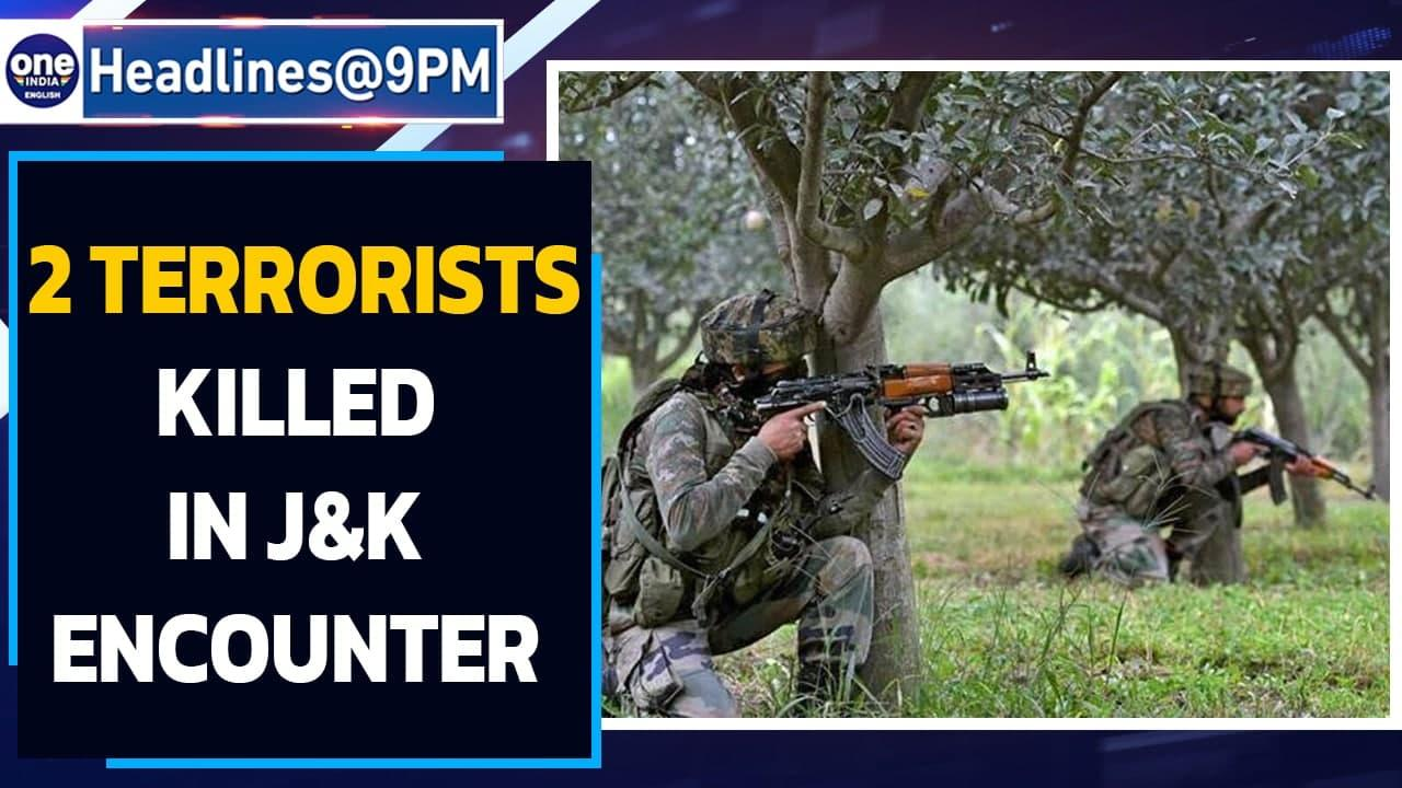J&K: 2 Al-Badr terrorists gunned down in an encounter | Oneindia News