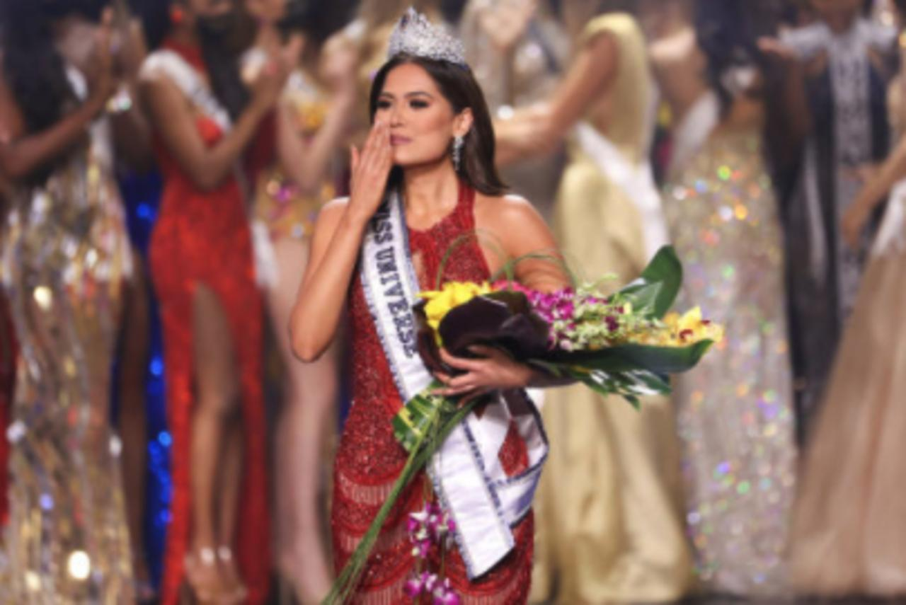 Andrea Meza of Mexico Is Crowned Miss Universe