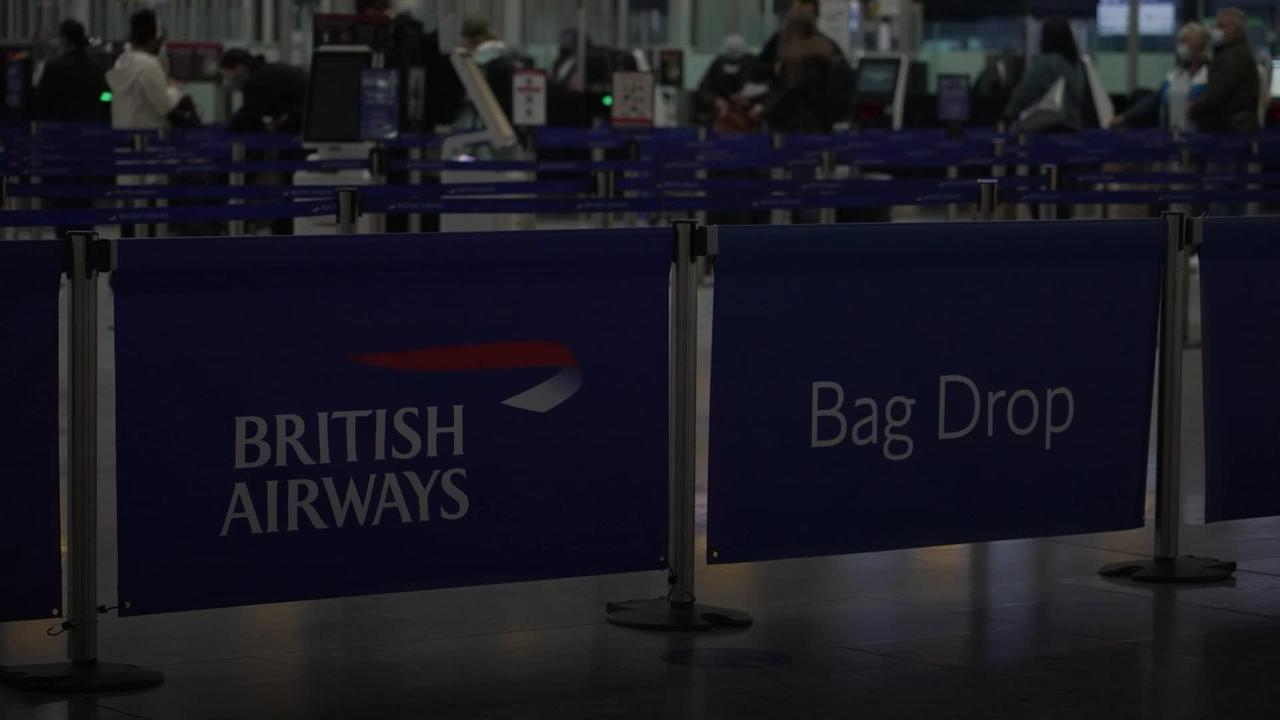 Heathrow traveller on 'throwing caution to the wind' and booking Portugal flight