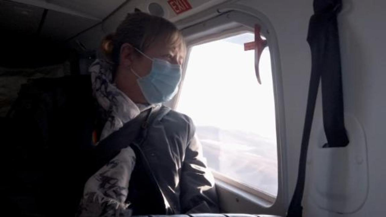 This nurse is on a mission to vaccinate an entire island