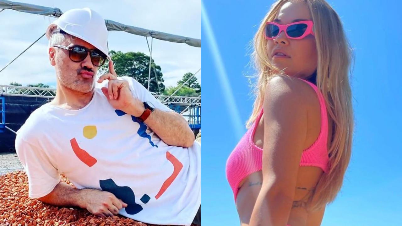 Rita Ora and Taika Waititi take romance public