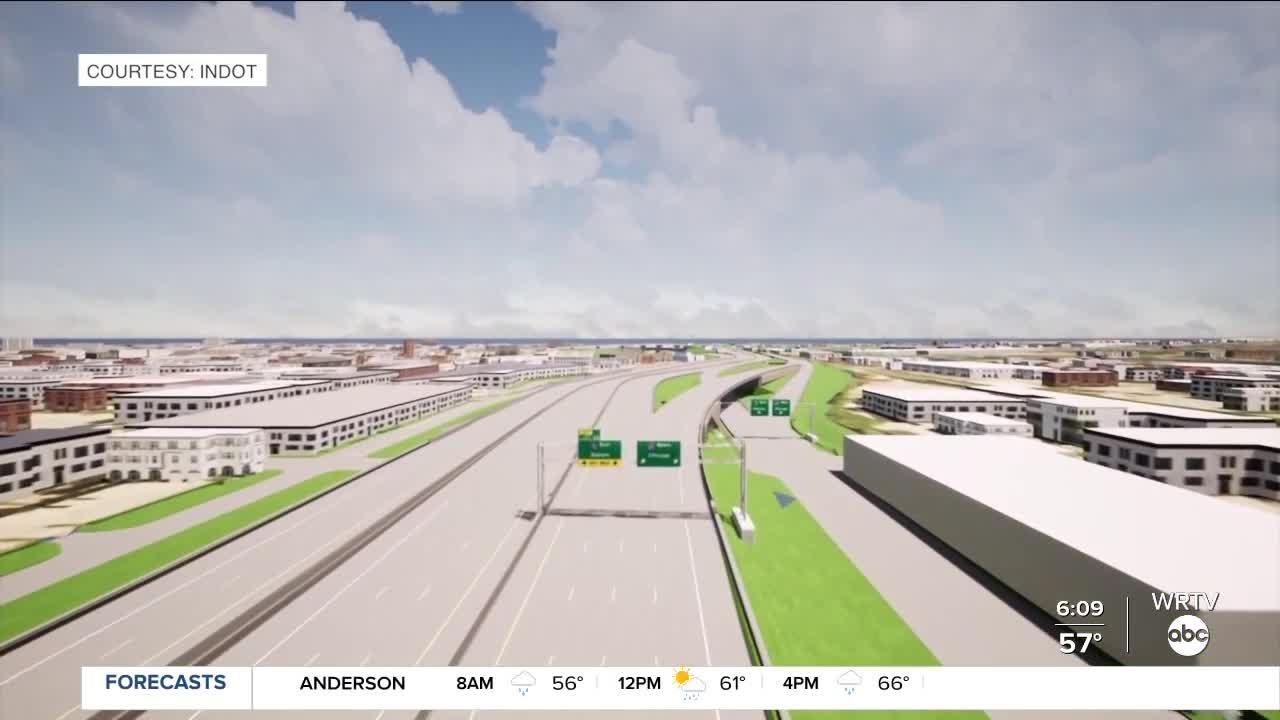Looking ahead: Indy's North Split Reconfiguration