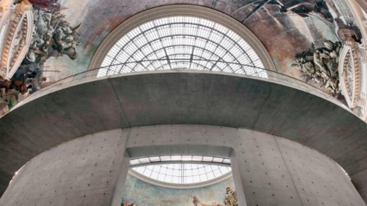 Paris' former stock exchange transformed into $195M art museum