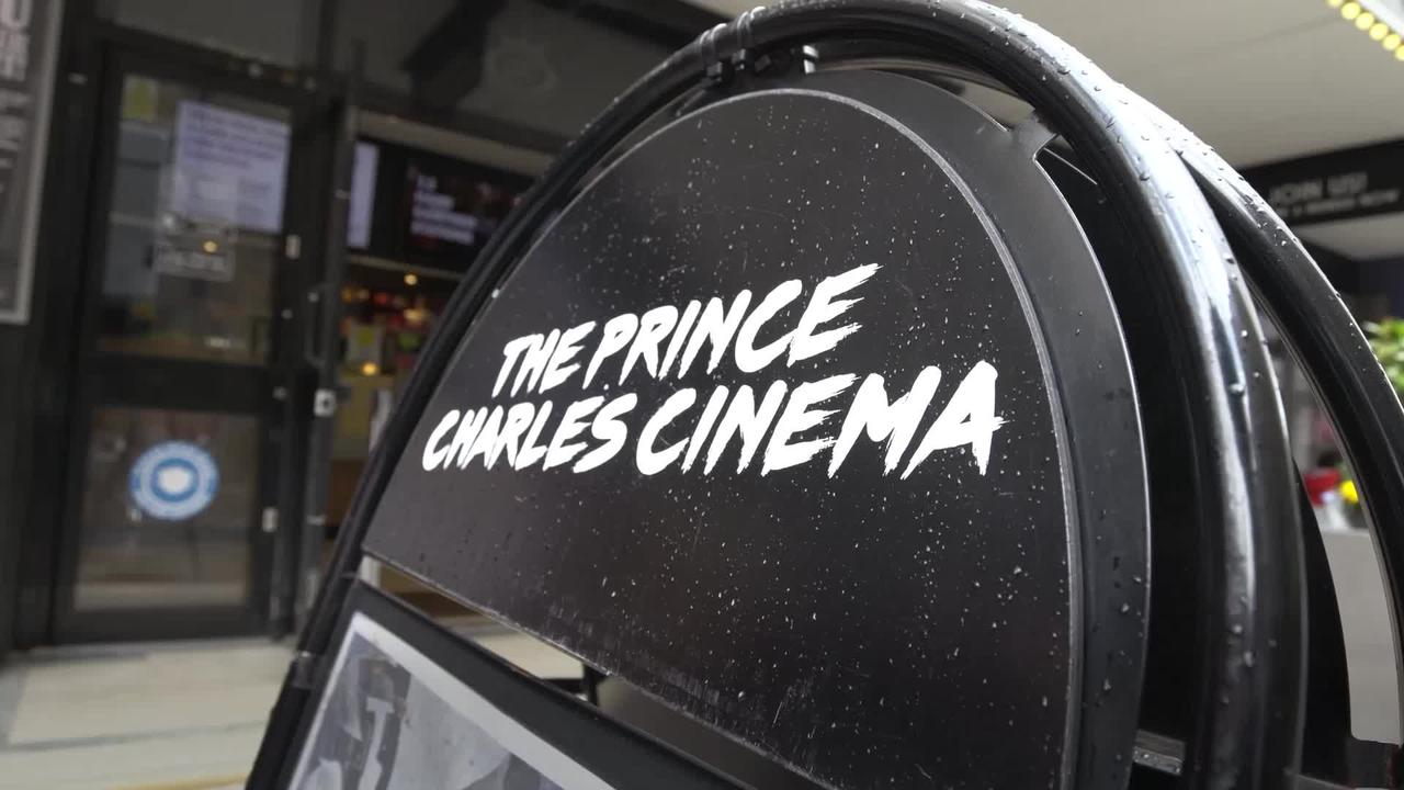 Cinemas reopen as lockdown restrictions ease in England