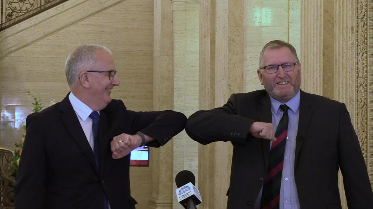 Doug Beattie deemed elected as new leader of Ulster Unionist Party