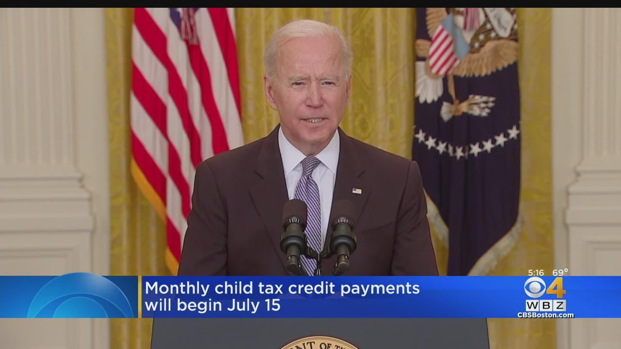 Monthly Child Tax Credit Payments Begin On July 15