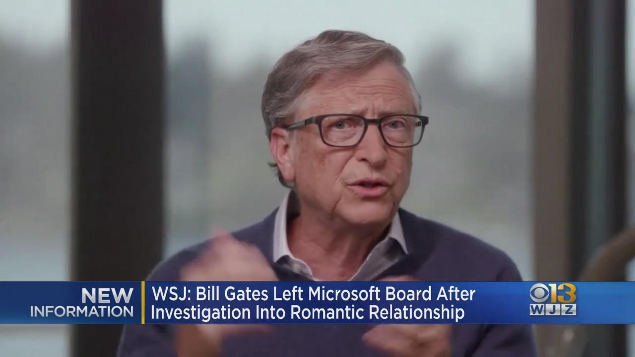 Bill Gates Left Microsoft Board After Investigation Into Romantic Relationship