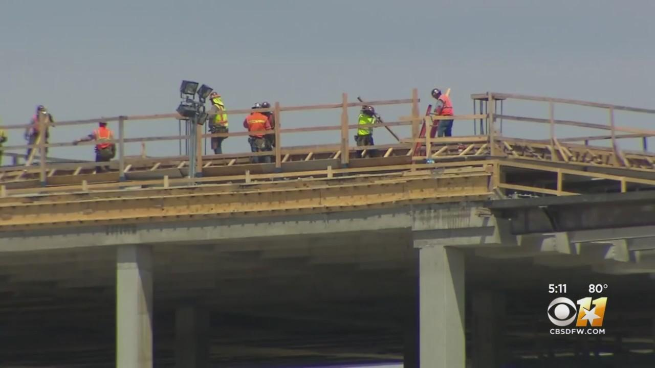 Major Construction Projects Being Delayed In North Texas