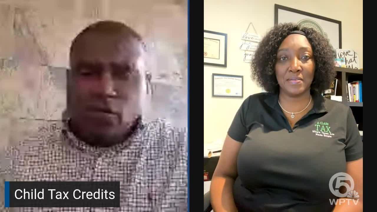 Facebook Q&A: Child tax credits