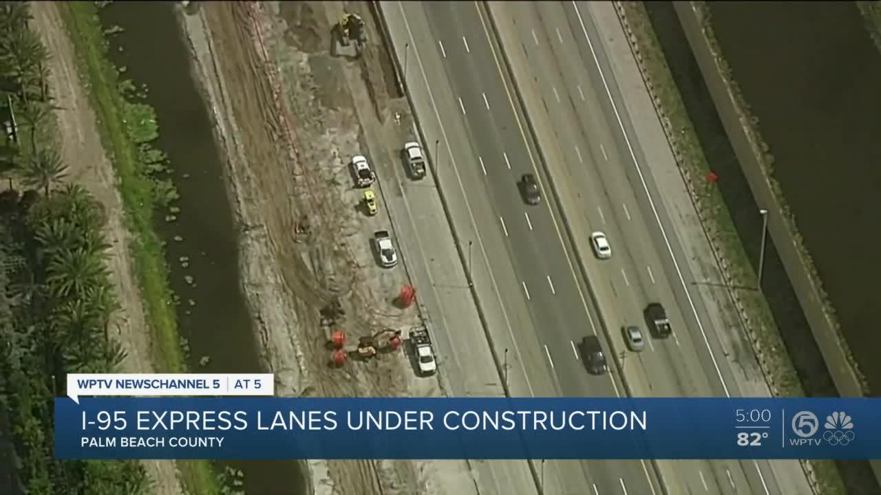I-95 construction in Palm Beach County: 'You're investing in the ability to move in the future'