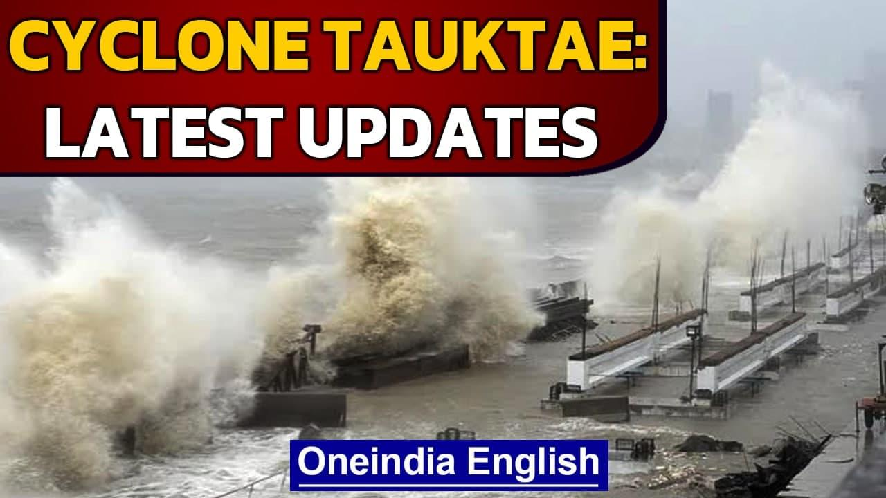 Cyclone Tauktae: 4 killed in Gujarat, leaves behind a trail of destruction | Oneindia News