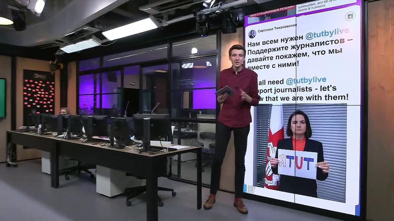TUT.BY: Independent Belarus media website blocked after series of raids