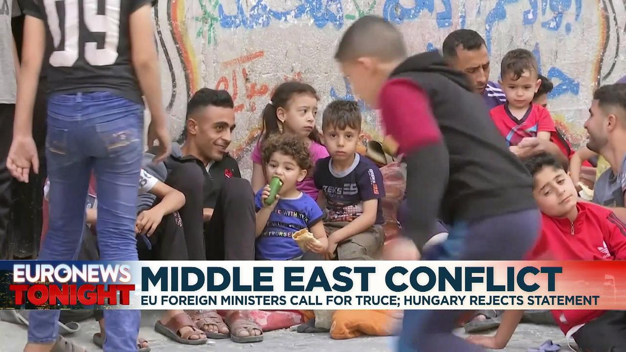 Hungary only nation against EU call for Israel-Hamas ceasefire
