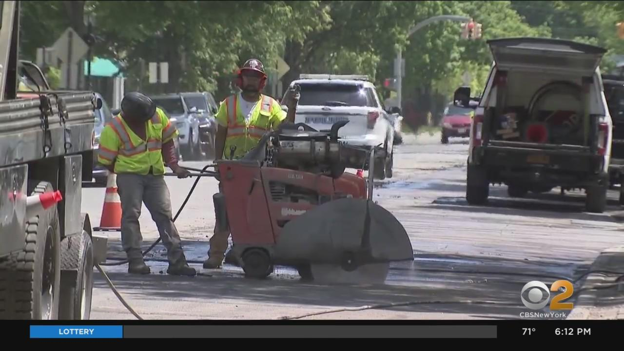 Long Island Homeowners Have Had It With Utilities Tearing Up Newly Paved Roads