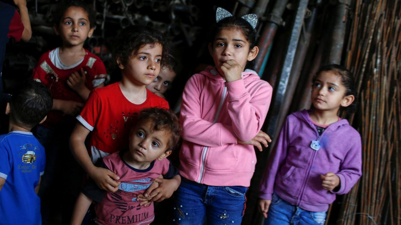 Gaza children suffer emotional, physical scars of ongoing violence