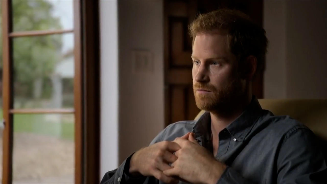 Oprah Winfrey and Prince Harry debut trailer for mental health TV series