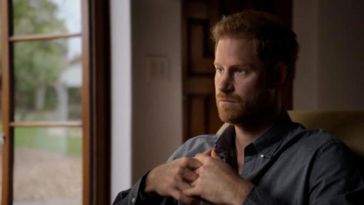 Prince Harry and Oprah discuss mental health in new series trailer