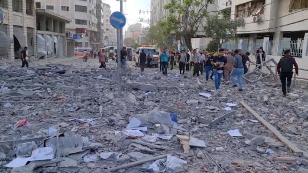 'Vicious cycle of war and ceasefire' in Gaza