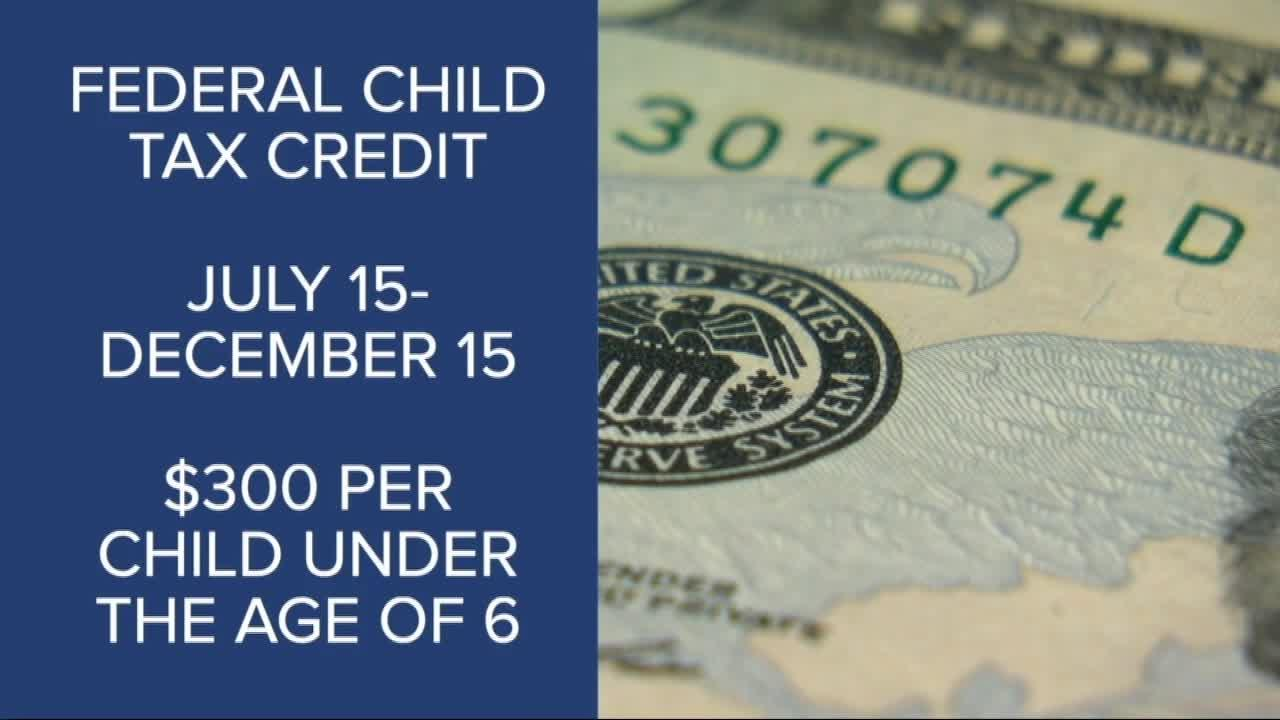 Child tax credit explained