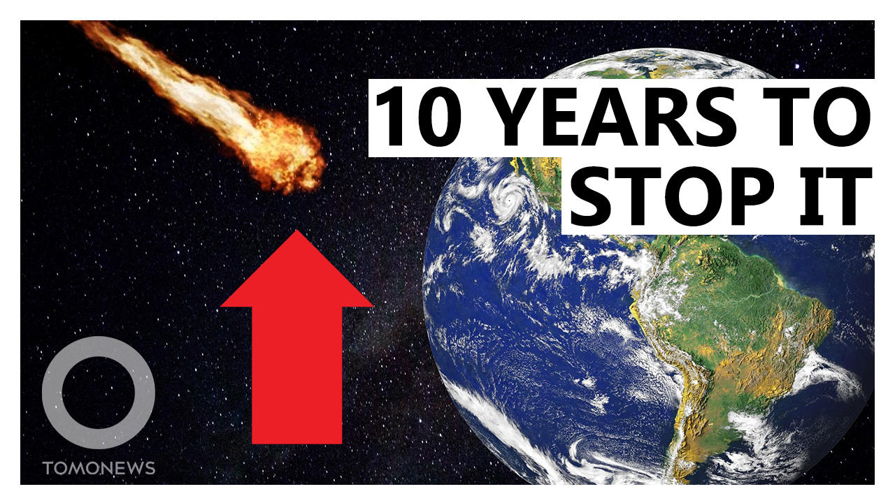Ten Year Warning Needed to Stop Asteroids