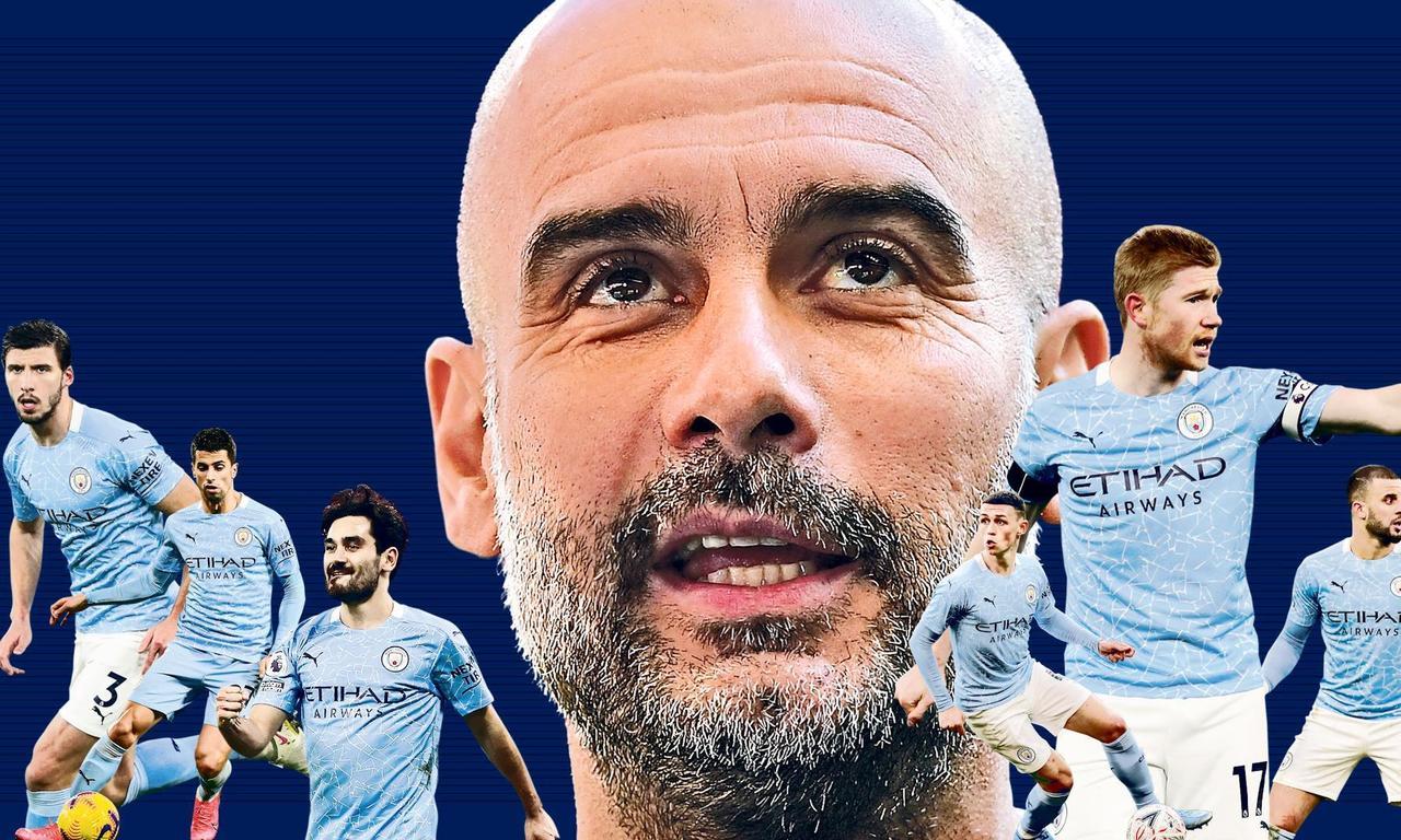 How Guardiola transformed Manchester City back into Premier League champions