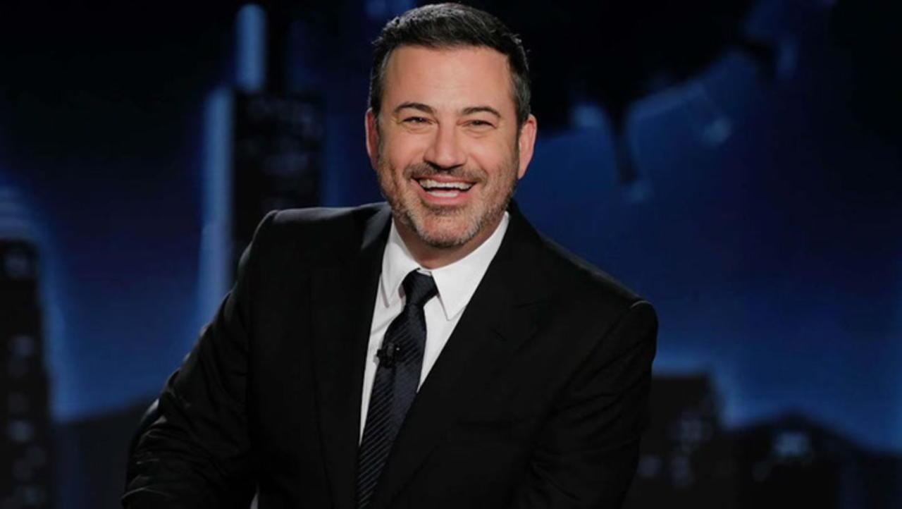Jimmy Kimmel Roasts Network TV During Searing Disney Upfront Monologue   THR News