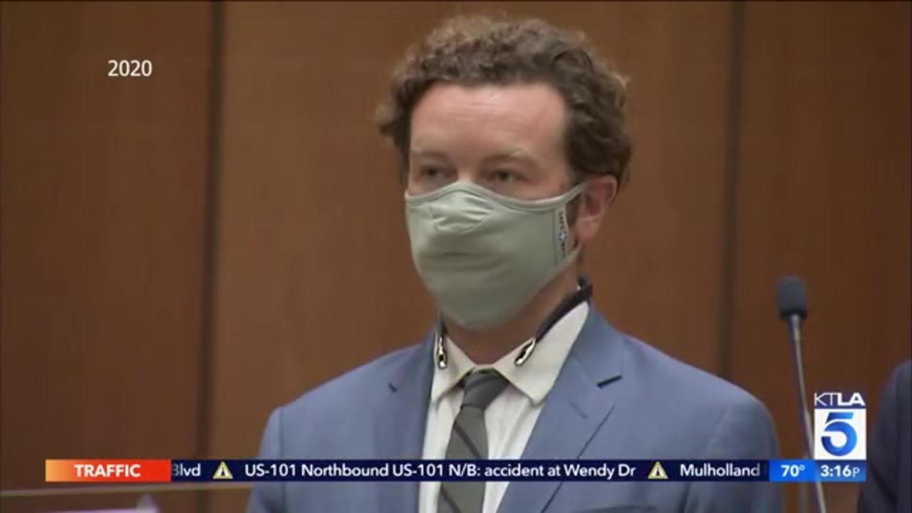 Woman testifies in court that she woke to 'That '70s Show' actor Danny Masterson raping her