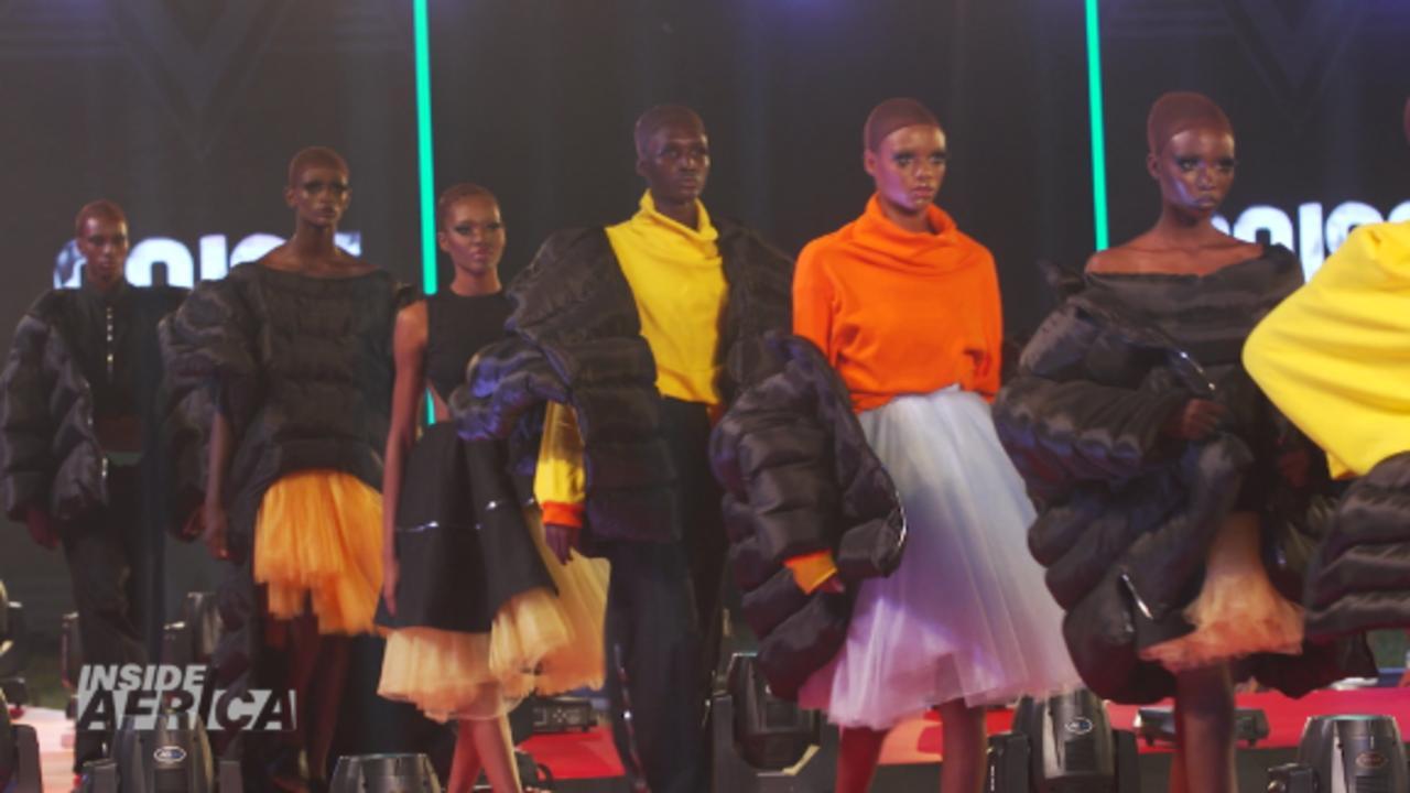 The young Nigerian fashion creatives going global using tech