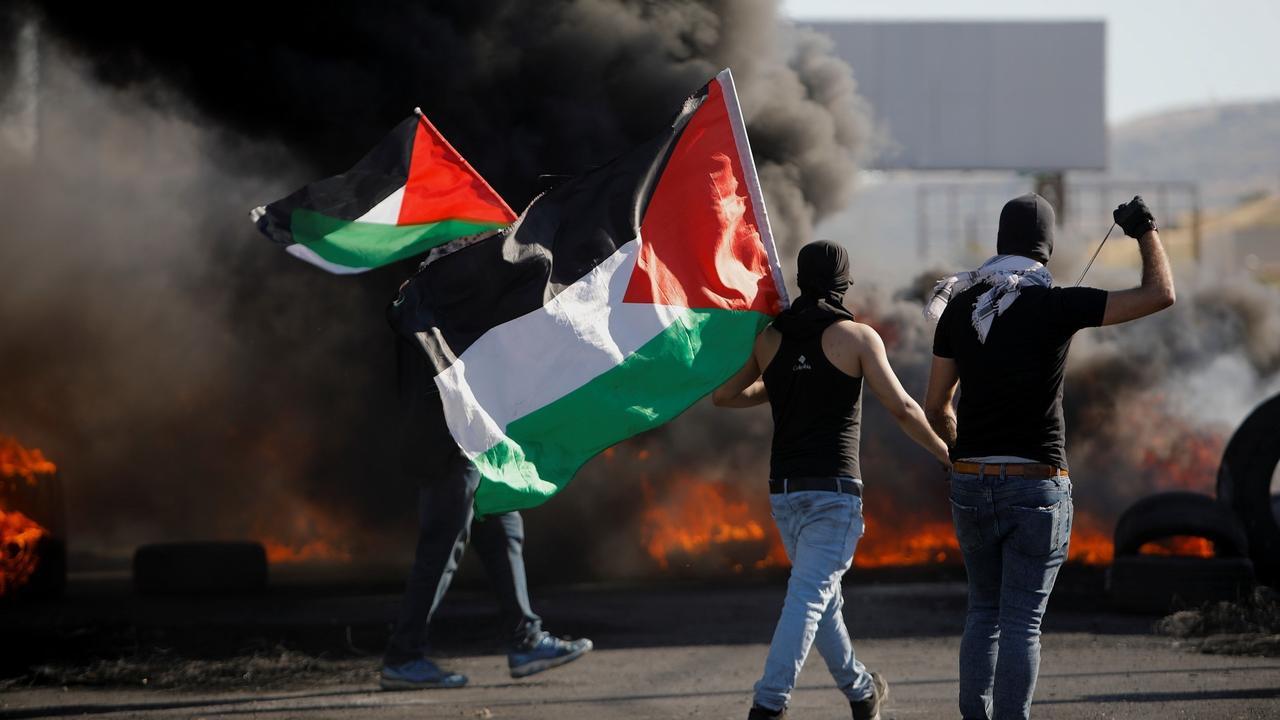 Palestinians strike across West Bank, Jerusalem to protest Israeli assaults