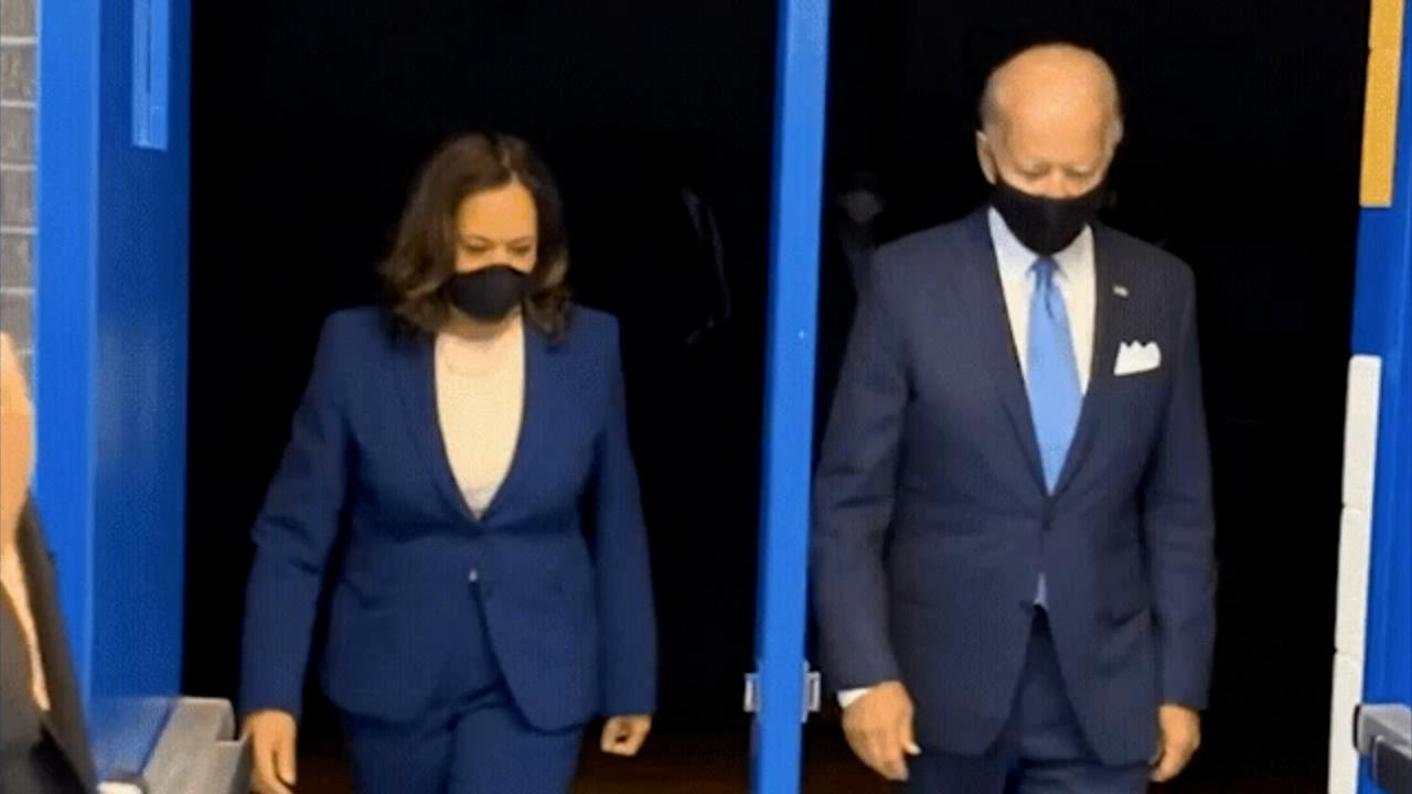 Biden and Harris Return to Tradition With Release of 2020 Tax Returns