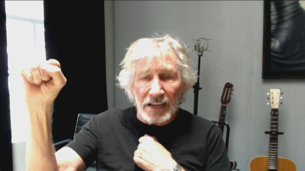 Roger Waters condemns Israel's military offensive in Gaza