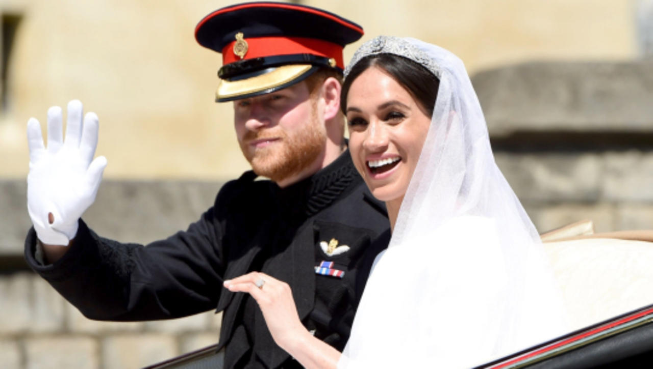 'Unveiling' Facts About Meghan Markle's Wedding Dress