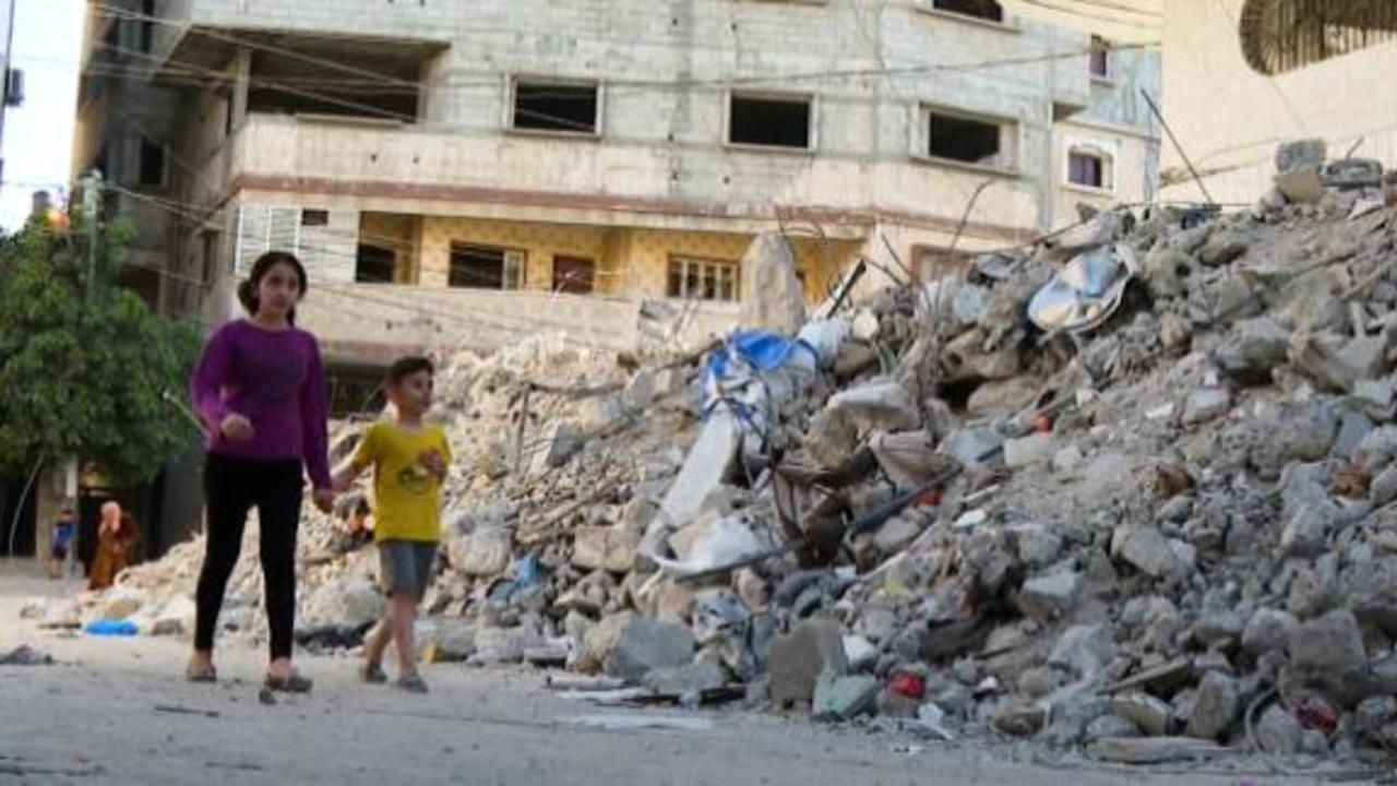 This child's plea from Gaza went viral. See what her life is like now